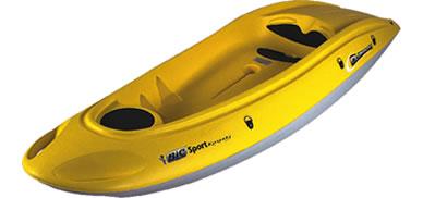 Canoe bic sport